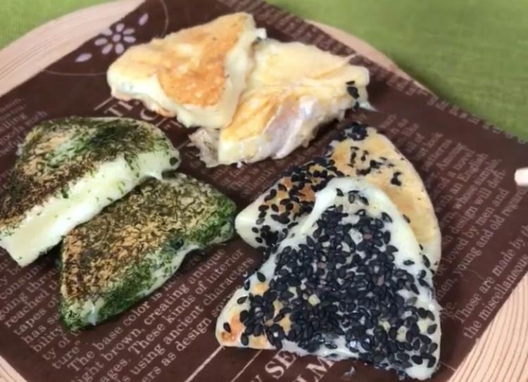 家事ヤロウの6Pチーズ焼きのレシピ