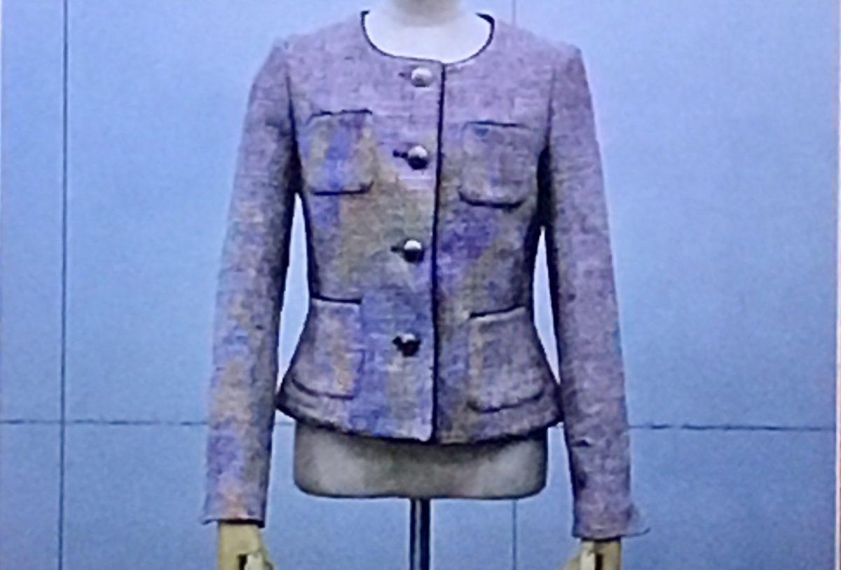 セットアップのジャケット