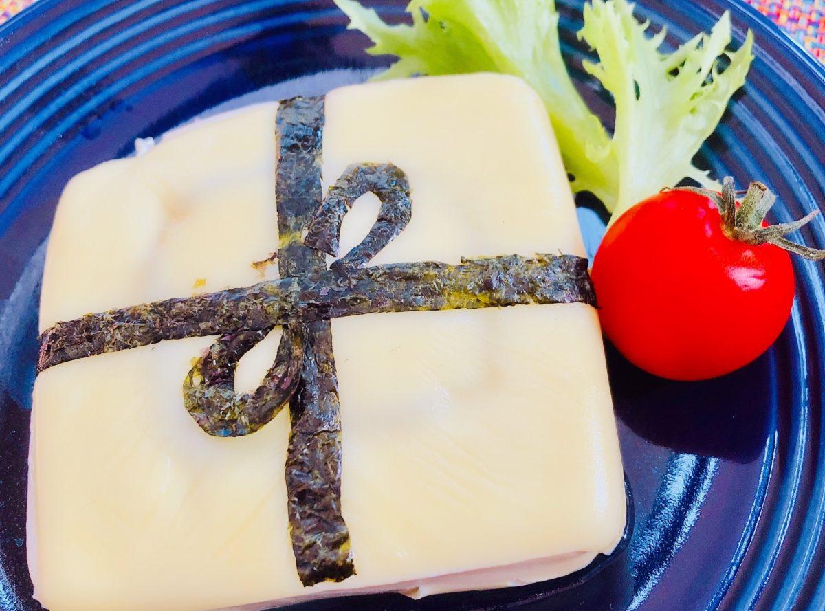 豆腐のお宝チーズ焼きの完成画像1