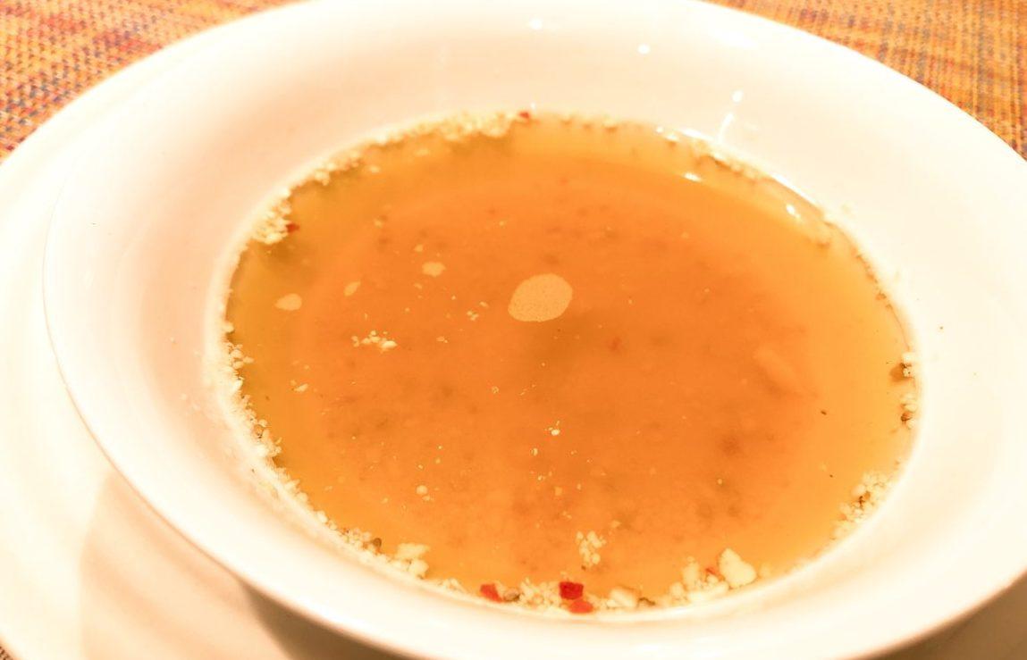 高野豆腐スープ