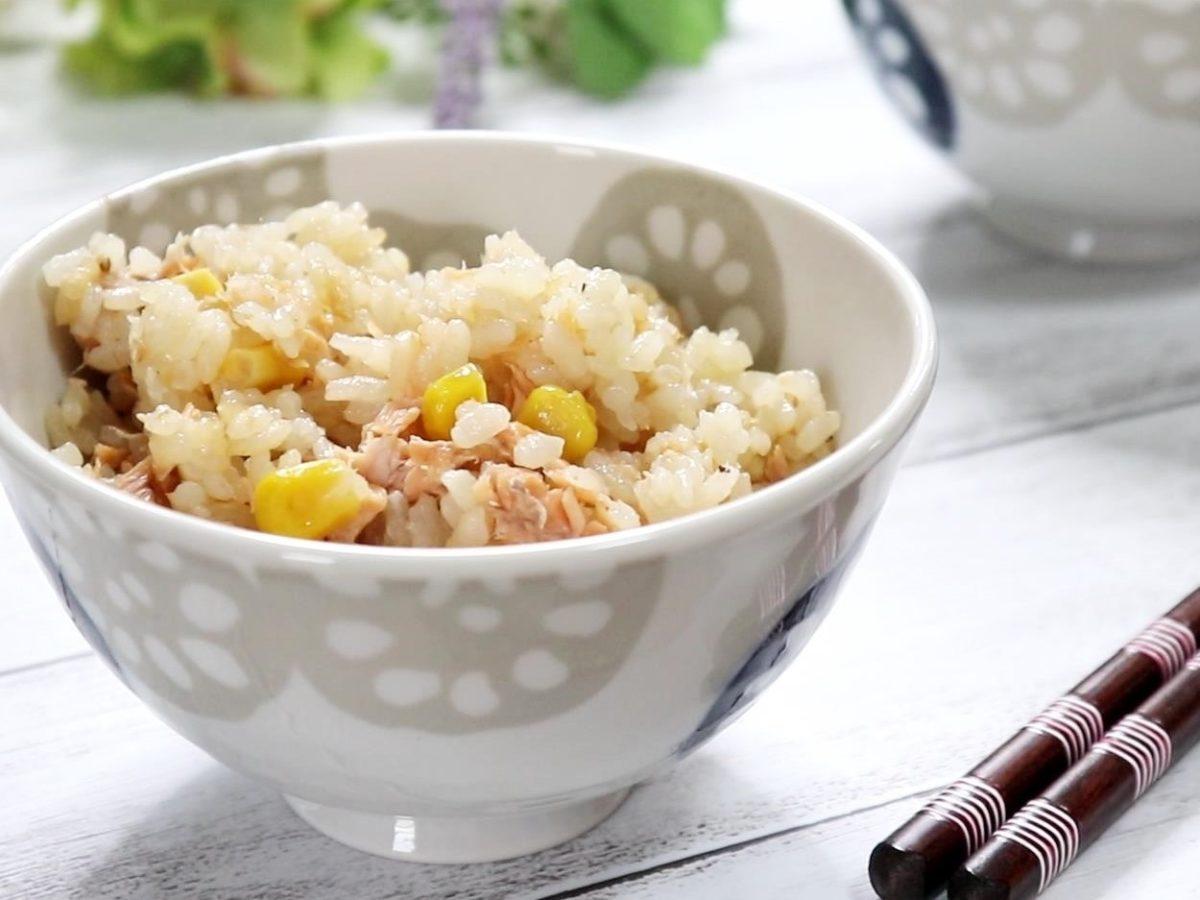 家事ヤロウの小倉優子(ゆうこりん)の炊き込みご飯レシピ