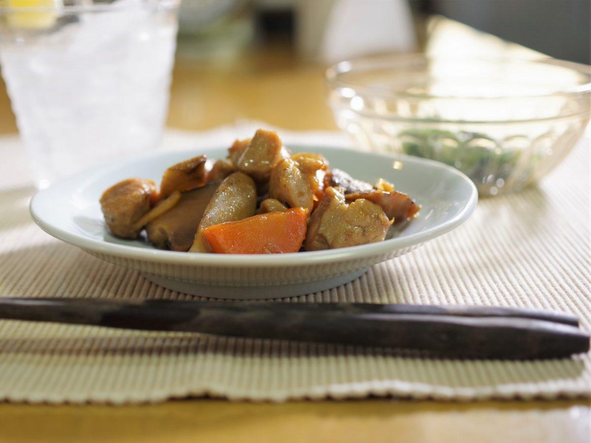 ごごナマの平野レミの根菜煮レシピ