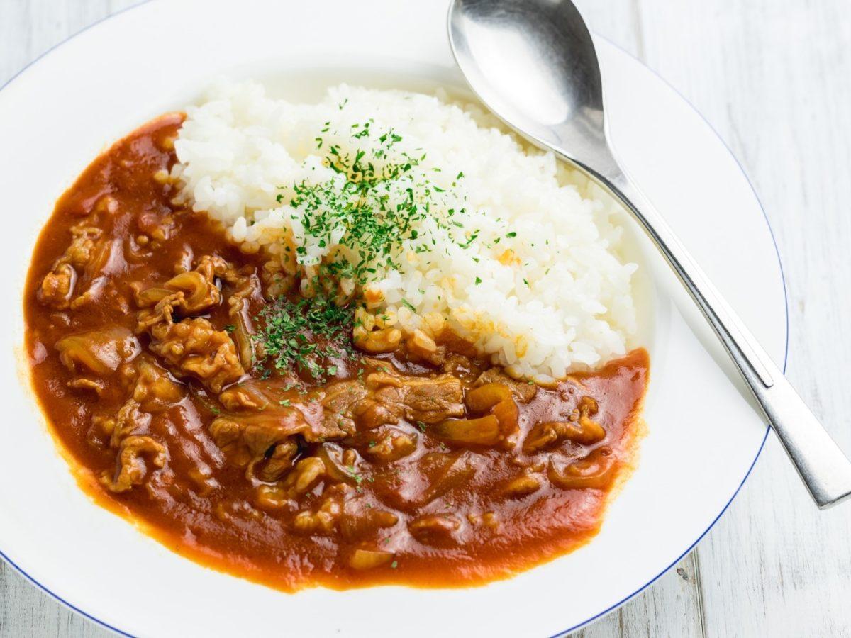 あさイチのお手軽ハヤシライスのレシピ