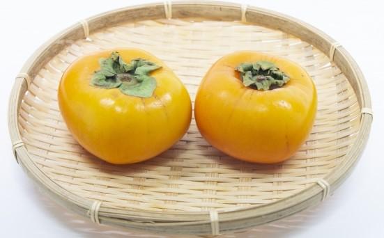 インフルエンザ 柿