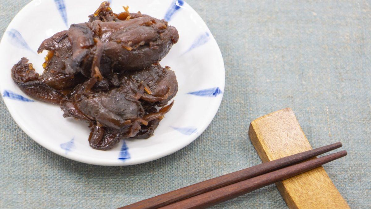 あさイチのかきの佃煮レシピ