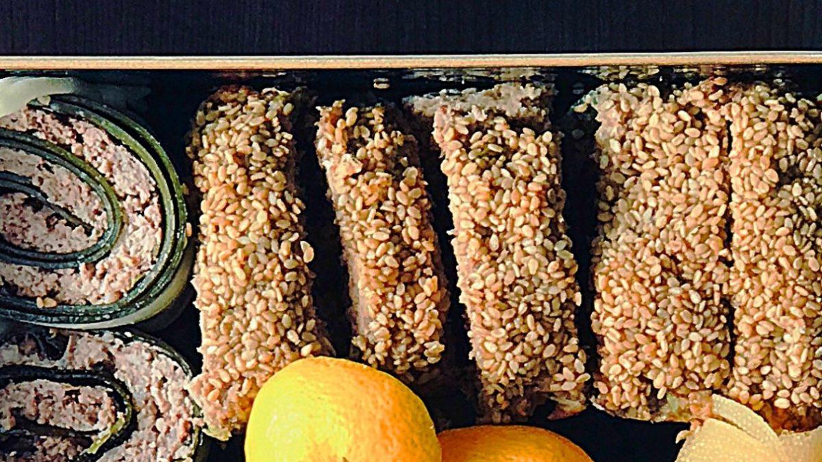 ごごナマのおせち・松風焼きのレシピ