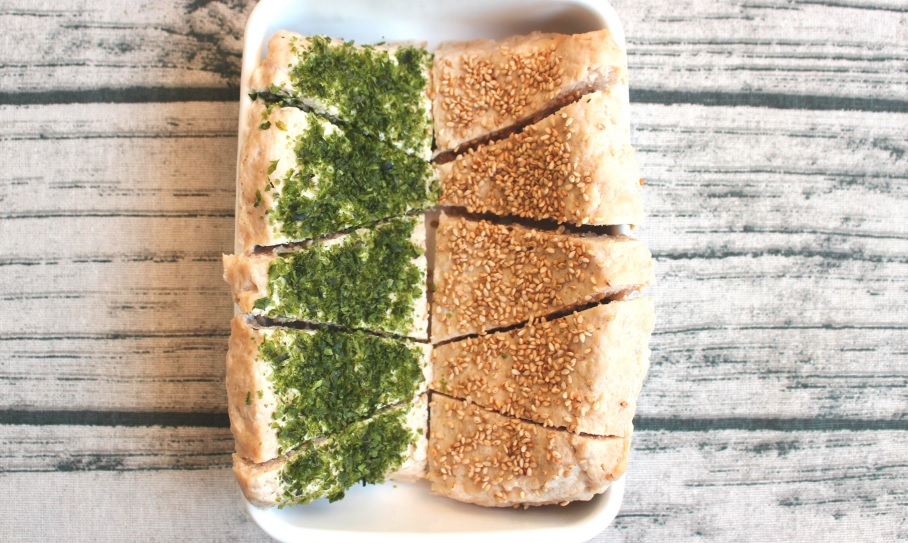 松風焼きのレシピ