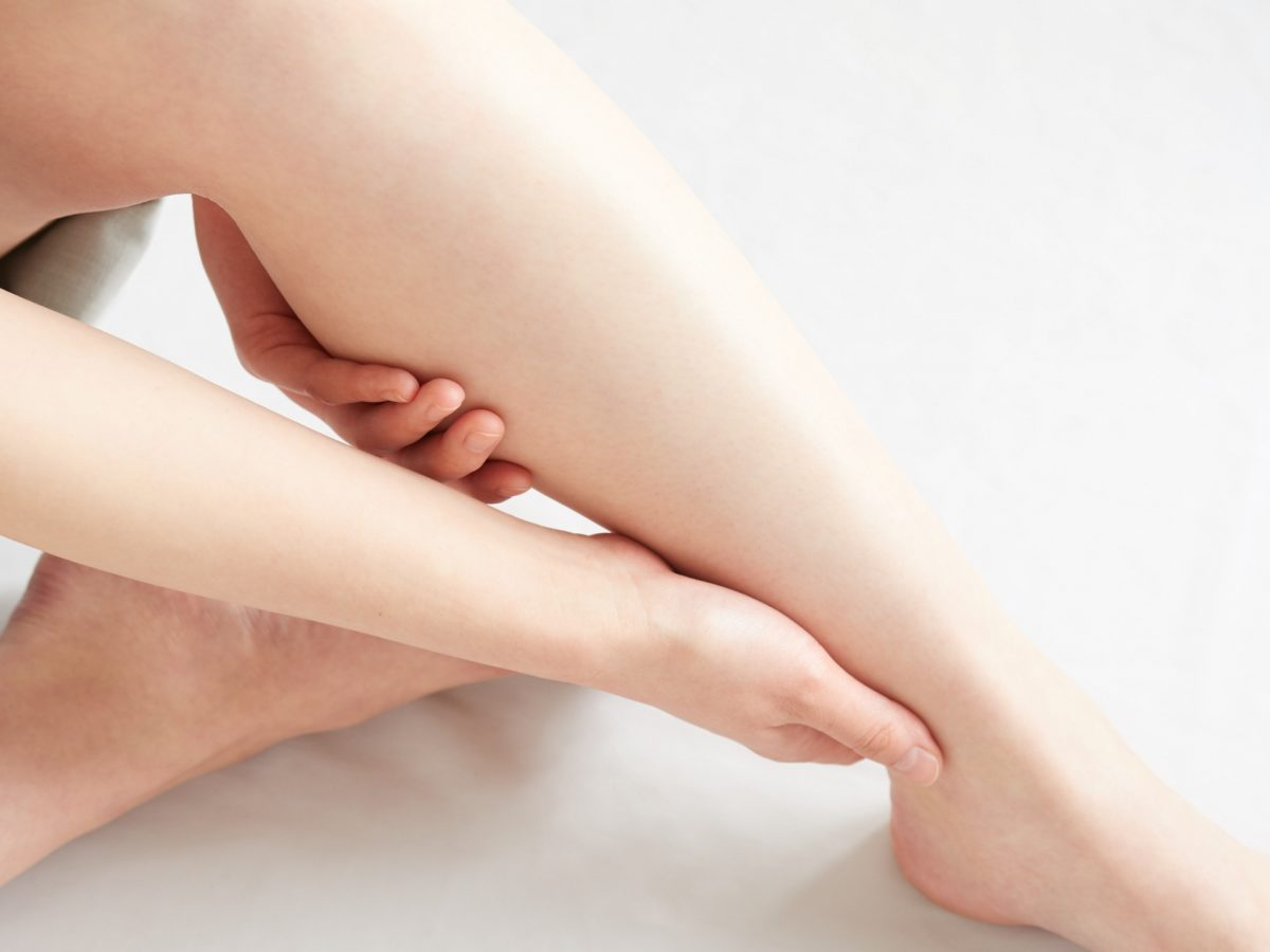 教えてもらう前と後の足のむくみの解消方法
