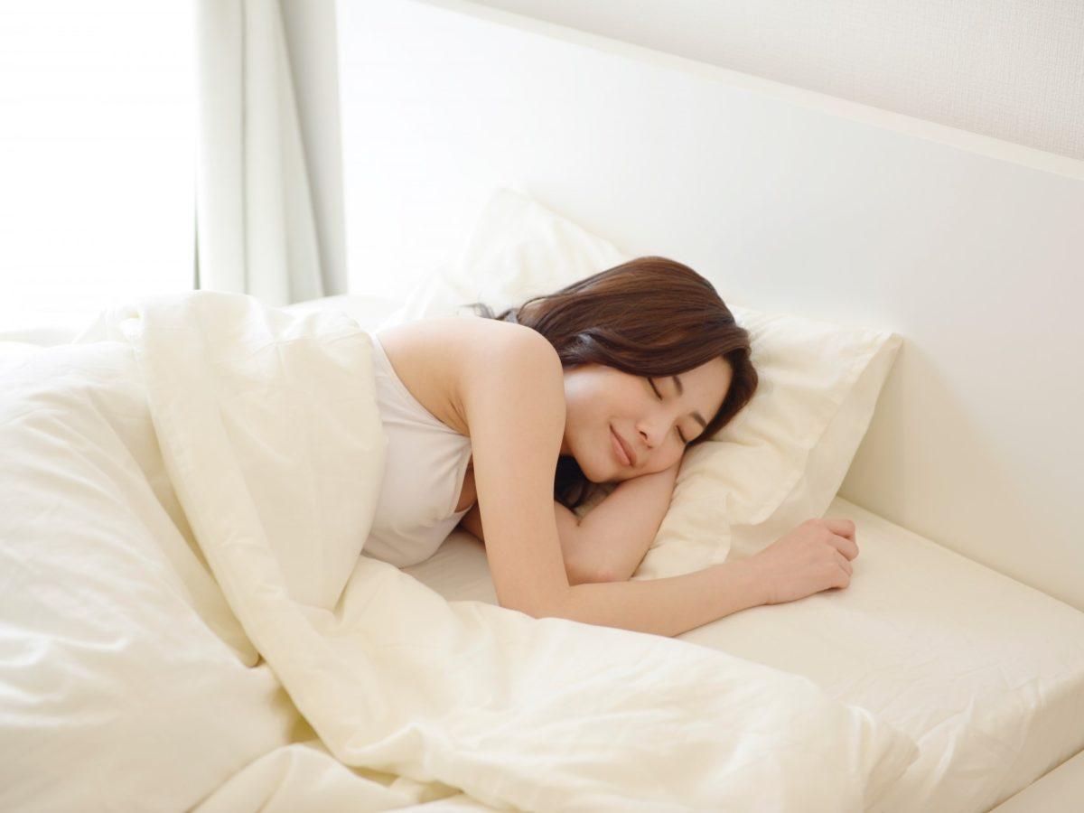 メレンゲの気持ちの睡眠用うどん