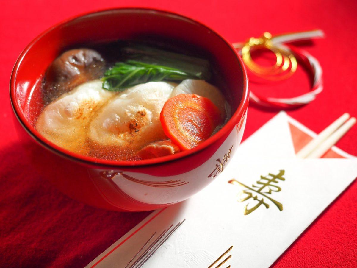 あさイチの揚げ餅の中華風雑煮レシピ