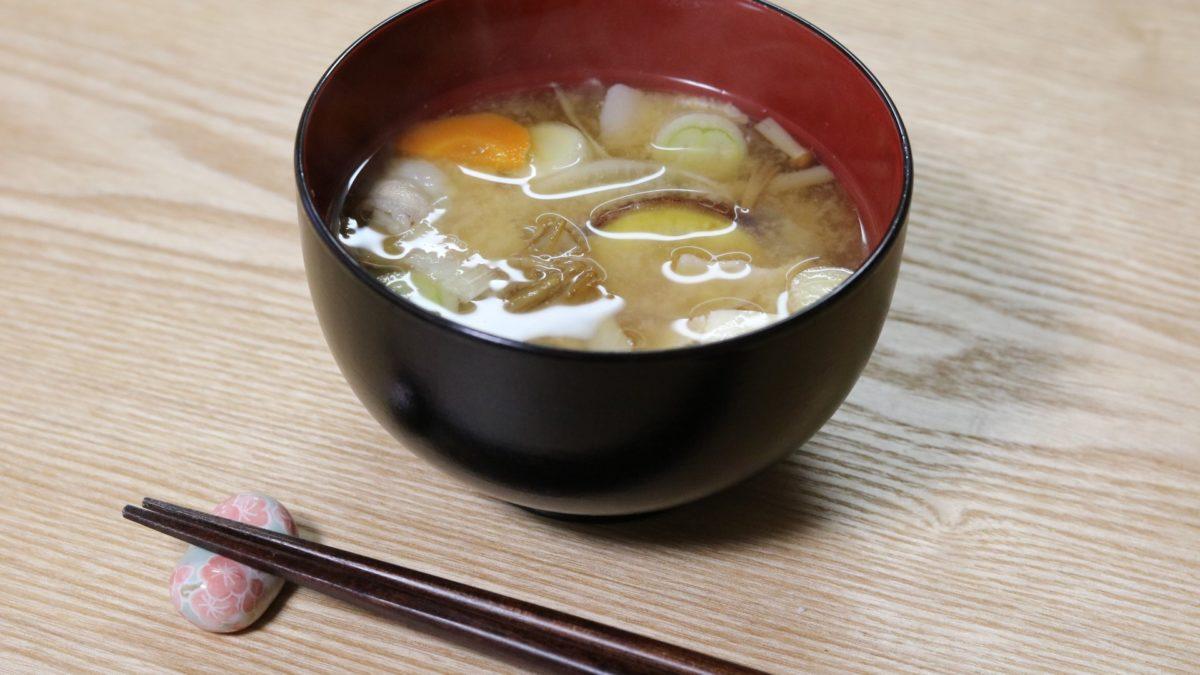 あさイチのひね鶏汁レシピ