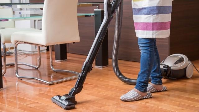 ハウスダスト掃除法