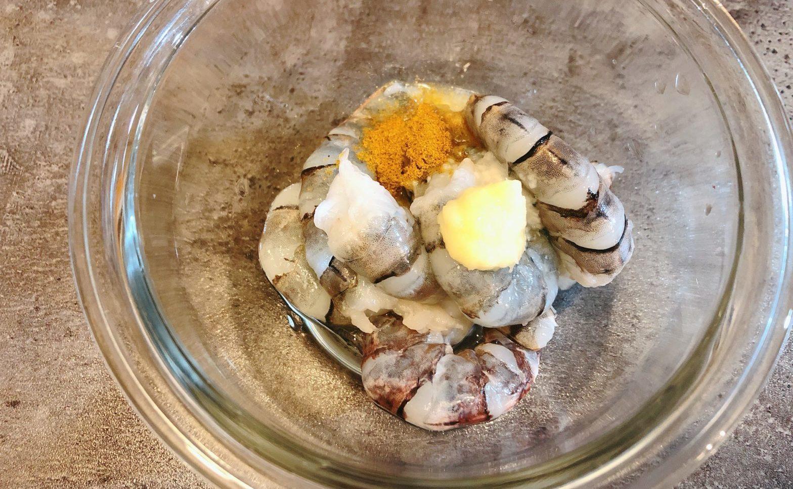 エスニック風発酵鍋の作り方(工程2-1)