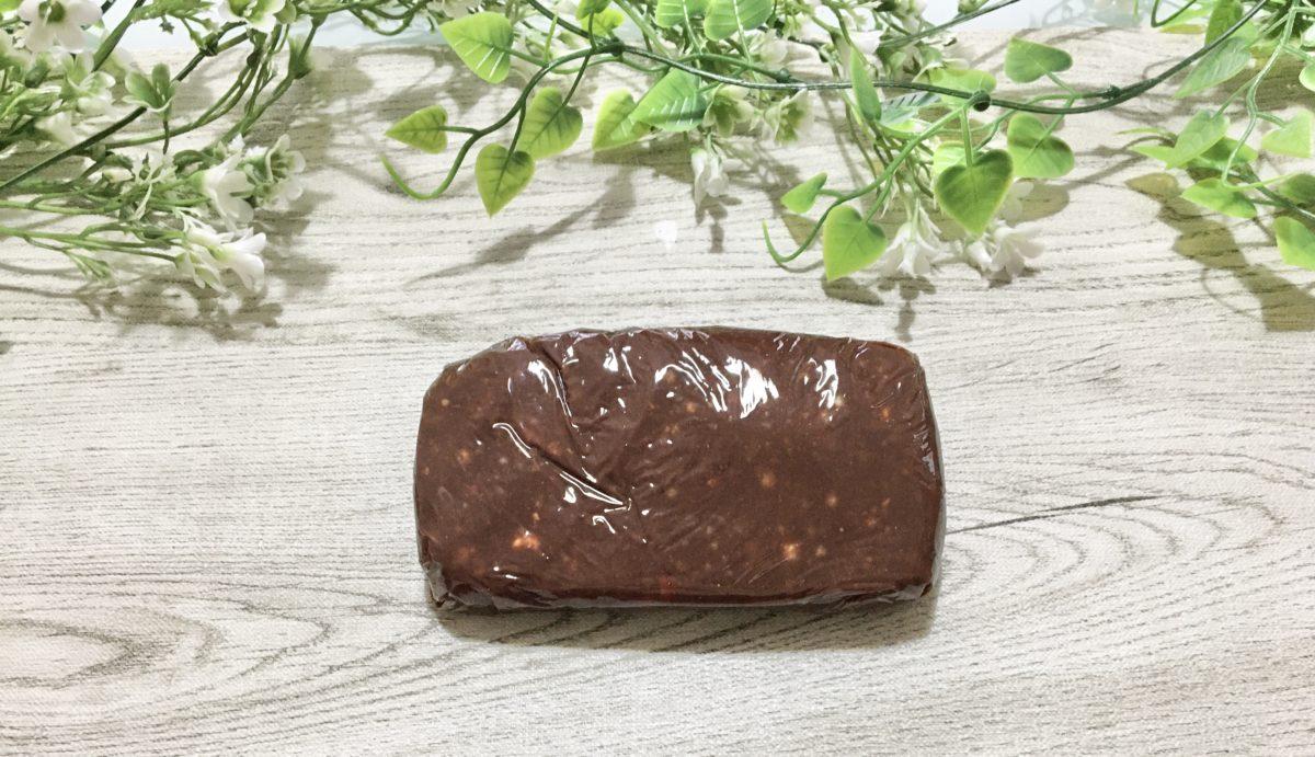 生チョコ豆腐の作り方(工程3)