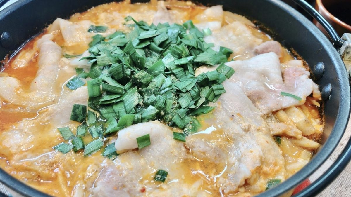 スッキリのキムチ発酵鍋レシピ