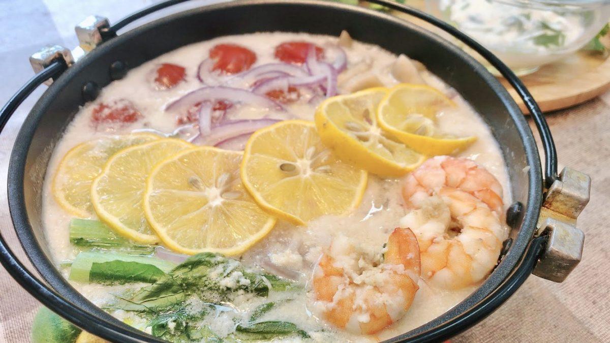 スッキリのエスニック風発酵鍋レシピ