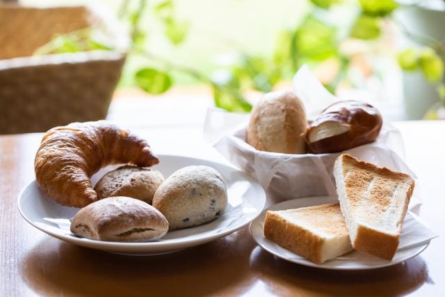パン屋オススメ他店のパン