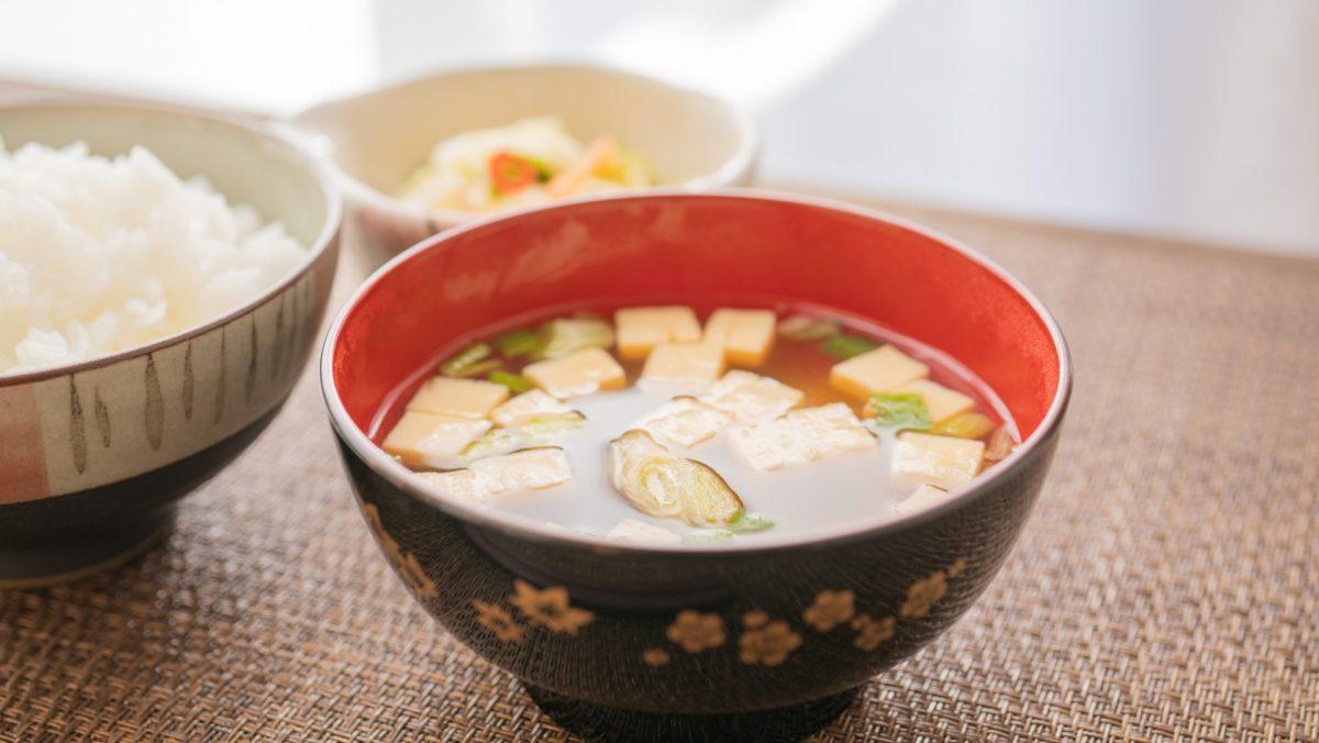 メレンゲの気持ちのMISOJYUの味噌汁レシピ