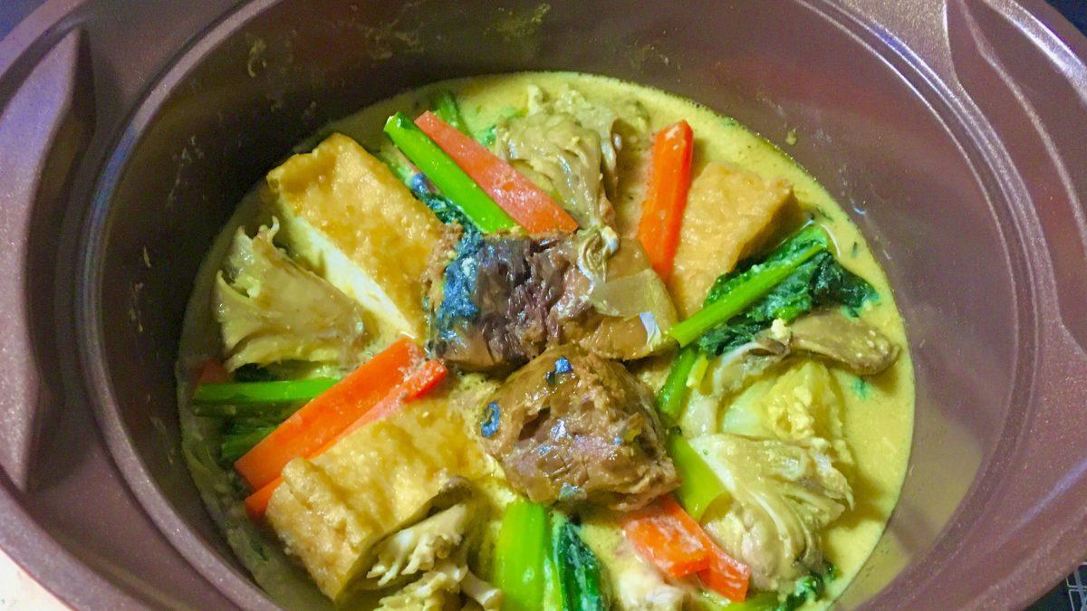 世界一受けたい授業のサバ味噌煮缶鍋レシピ