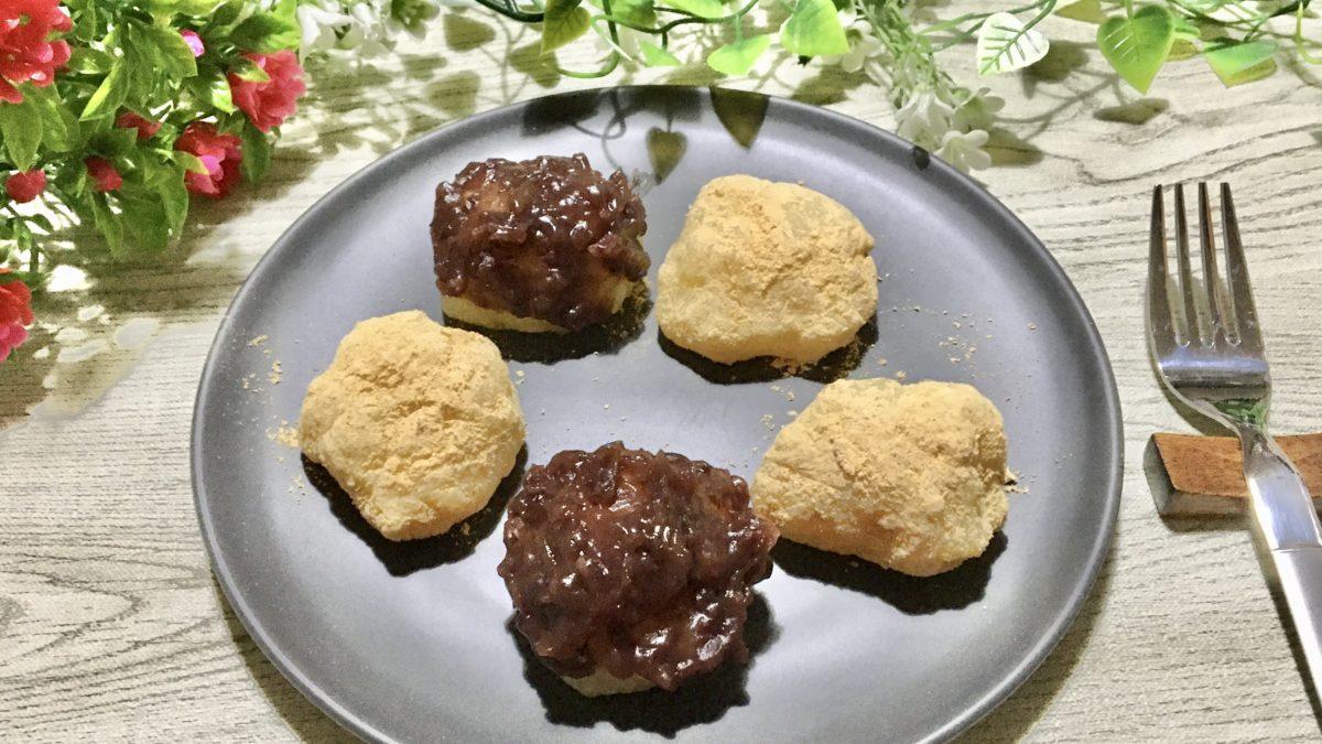 家事ヤロウの豆腐もちレシピ