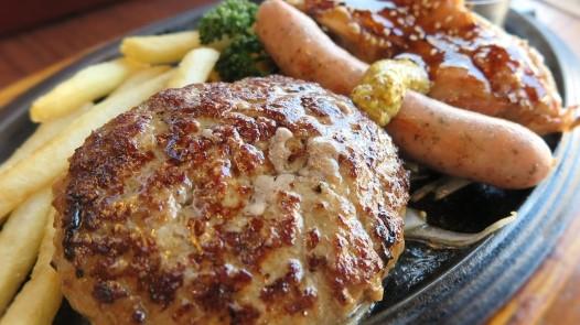 ハンバーグのレシピ