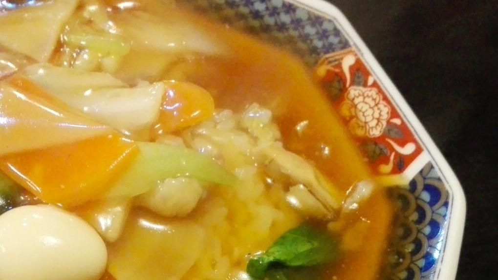 にじいろジーンのアサリのあんかけ豆腐ステーキレシピ