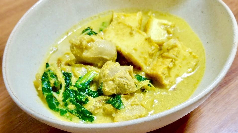 スッキリのatsushiのカレー豆乳まろやか美腸ビューティー鍋レシピ
