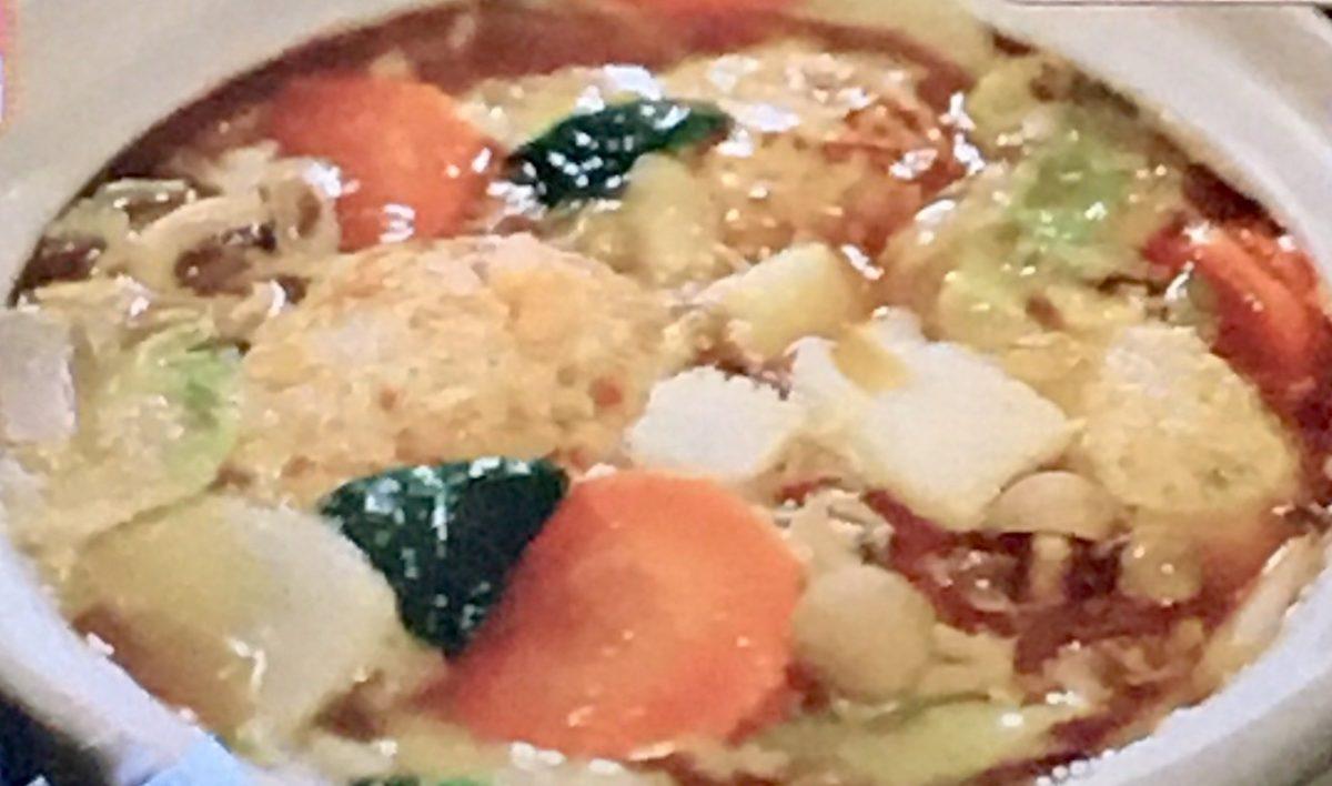 肉団子チンジャオロース鍋