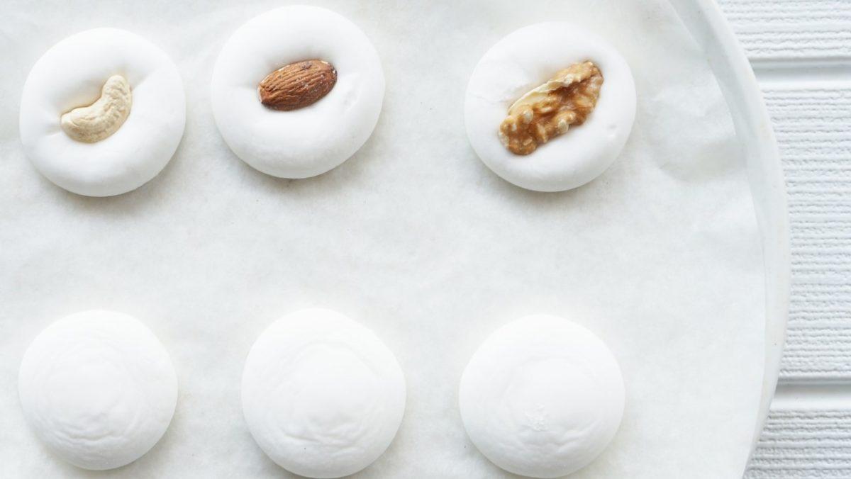 家事ヤロウのマシュマロナッツクッキーのレシピ