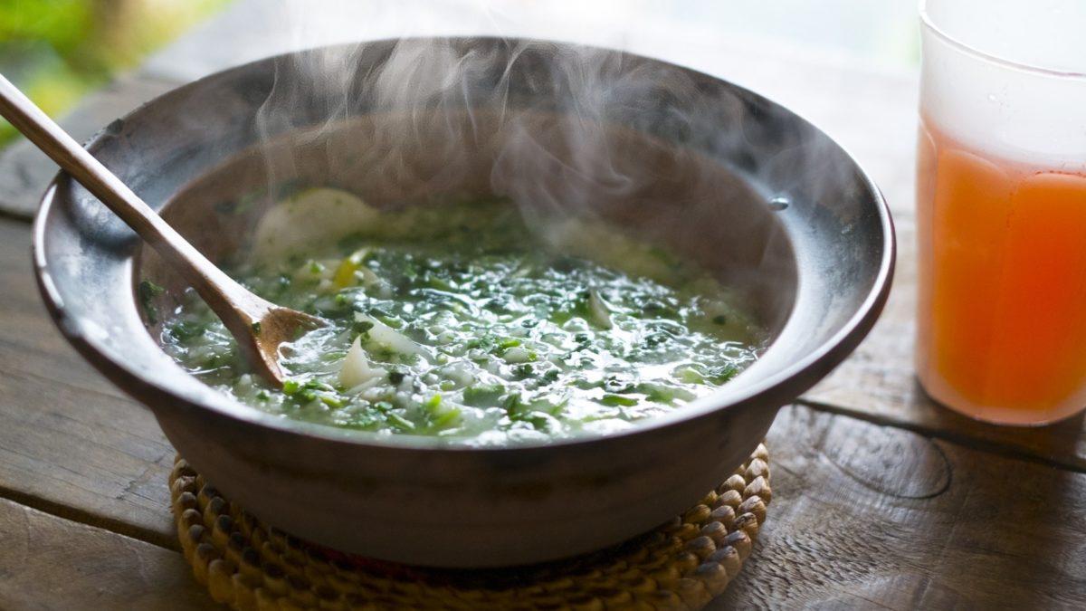 ごごナマの平野レミのピータンがゆレシピ