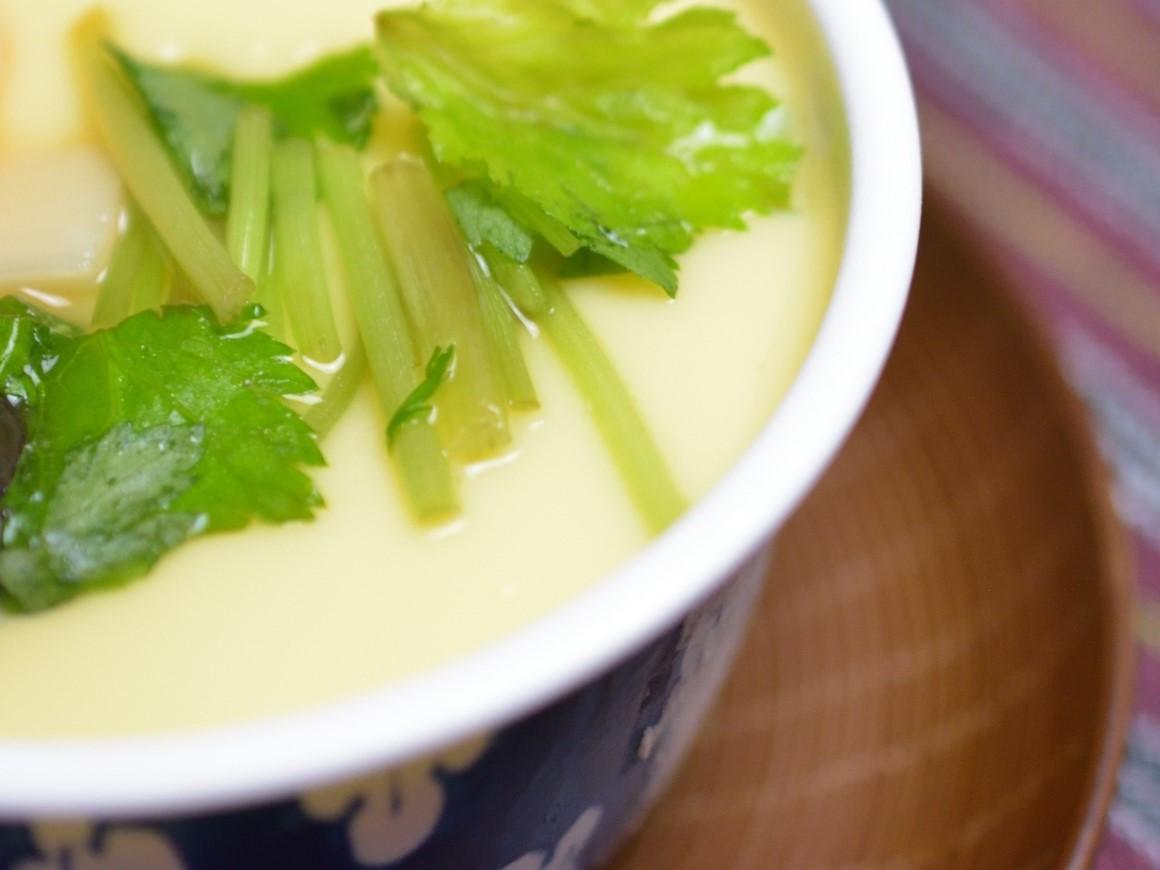 北斗晶の茶碗蒸しレシピ
