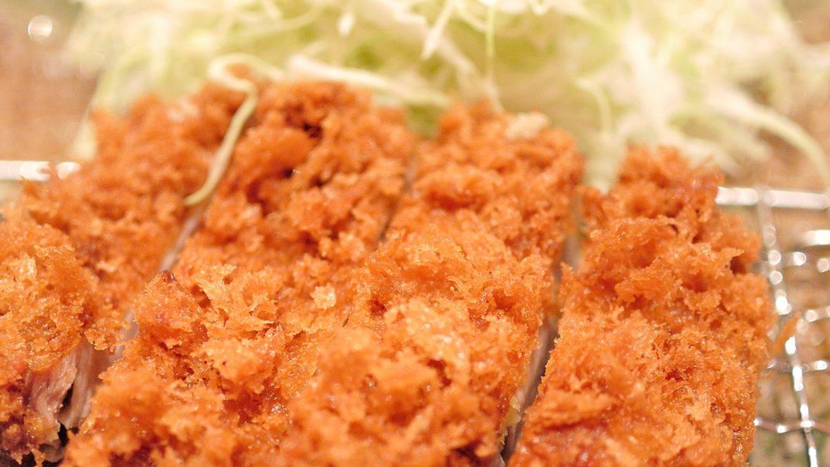 わらじカツ丼のレシピ