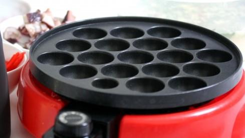 たこ焼き器を使ったレシピ