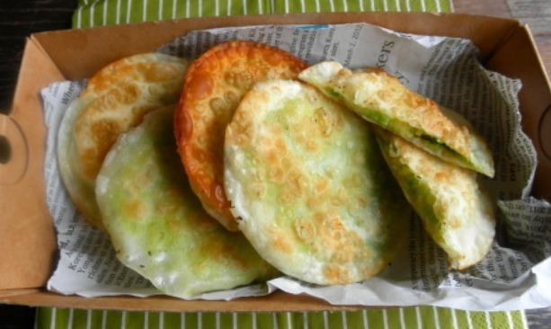 アボカドとチーズのパリパリ焼き