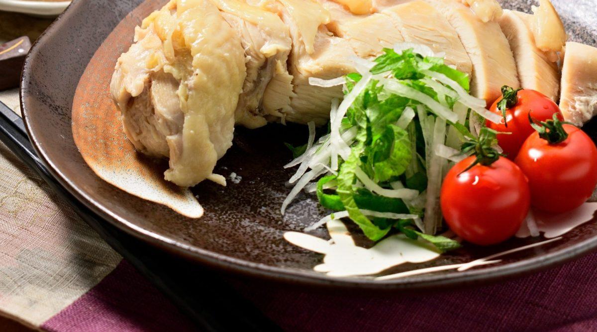 世界一受けたい授業の鶏むね肉のクリーム煮レシピ