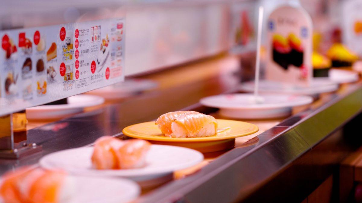 1番だけが知っているのスシロー社長が選ぶ回転寿司店