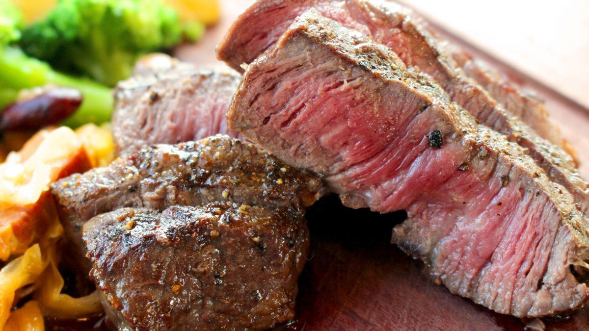 世界一受けたい授業のステーキのレシピ