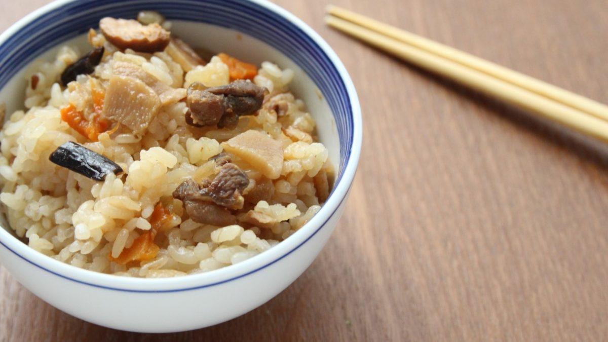 家事ヤロウの炊き込みご飯レシピ