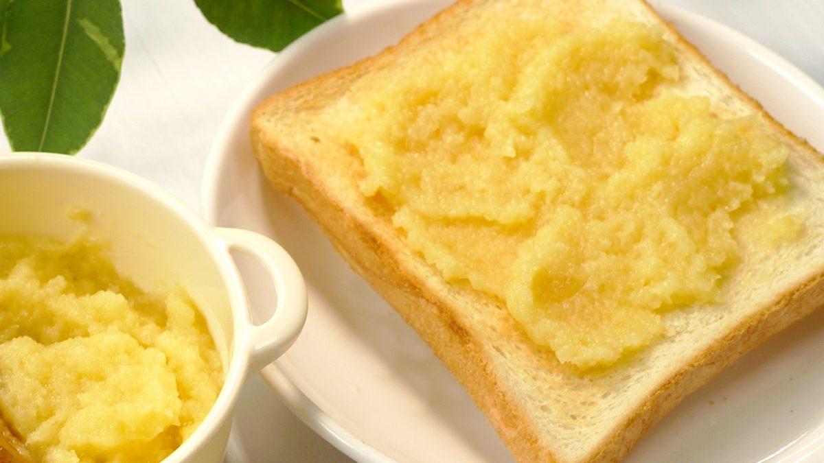 家事ヤロウのにんにくトーストのレシピ