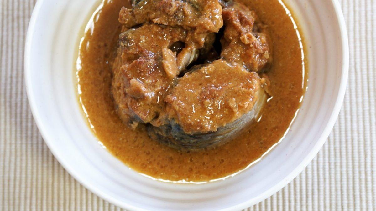 ごごナマのマグカップで出来るサバ味噌煮レシピ