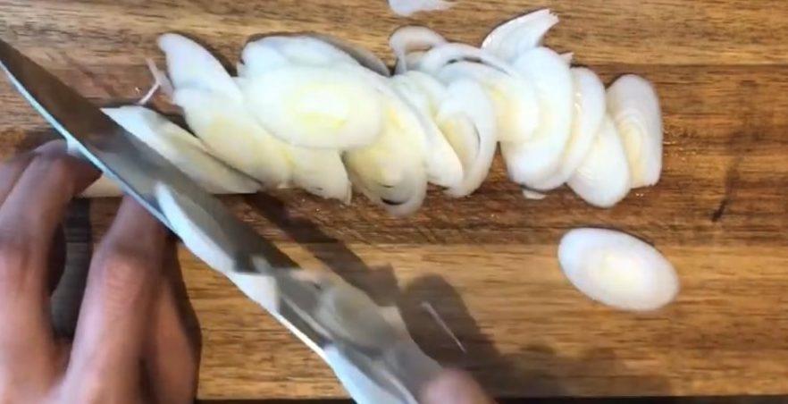 キムタクご飯の作り方(工程1)