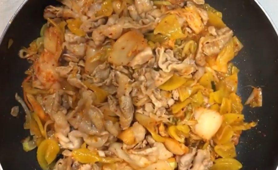 キムタクご飯の作り方(工程5)