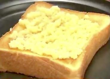 にんにくトースト