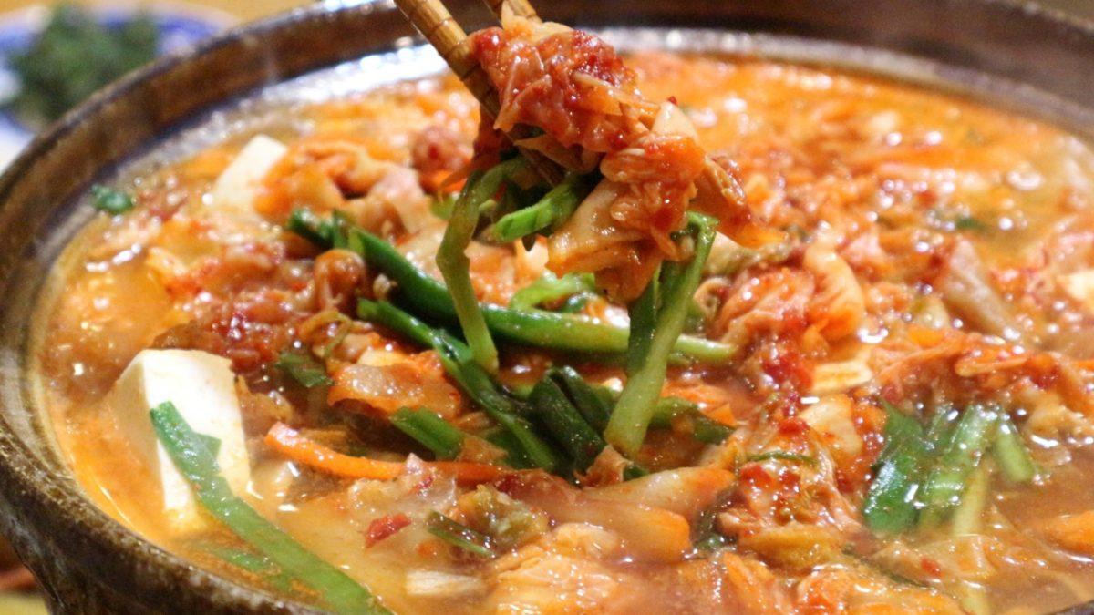 家事ヤロウのちゃんこ鍋レシピ