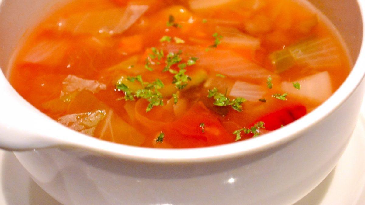 家事ヤロウの和田明日香の野菜スープレシピ