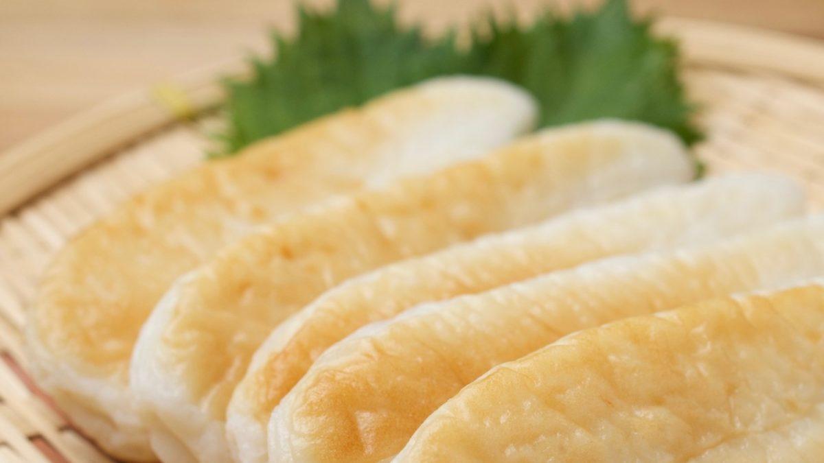 あさイチの笹かまぼこと曲がりねぎの四川風炒めレシピ