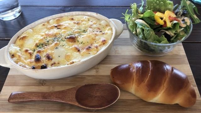 平野レミのねぎらいグラタンのレシピ