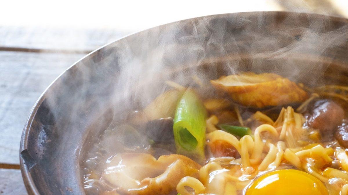 所JAPANのリュウジの焼き味噌鍋レシピ