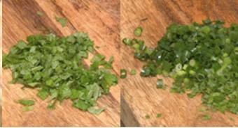 ロシア風ポテトサラダの作り方(工程2)