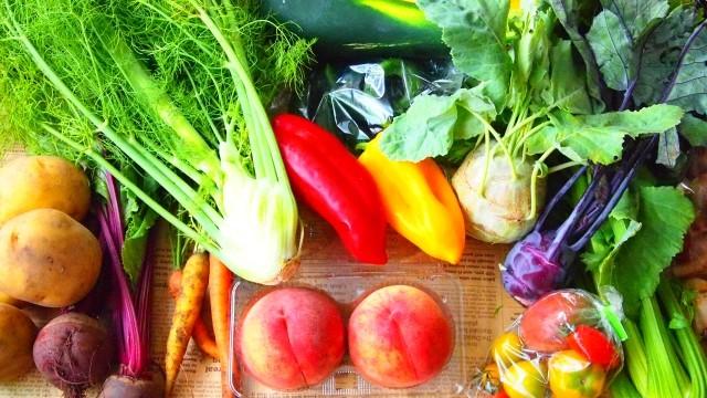 土曜は何するの野菜ソムリエ